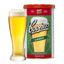 Coopers Original Lager (Australian Lager) 1.7 Kg Beer Kit